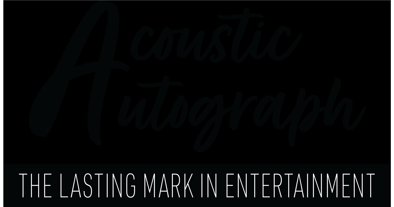 Acoustic Autograph